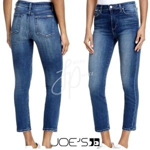 Joe's jeans Cigarette Ankle 29 mid-rise D16